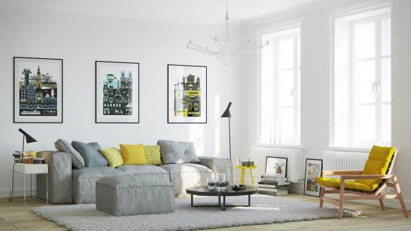 Scandinavian style trends 2020: solutions that will ...