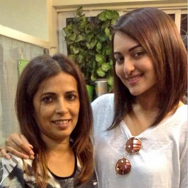 Sonakshi Sinha Haircut 2