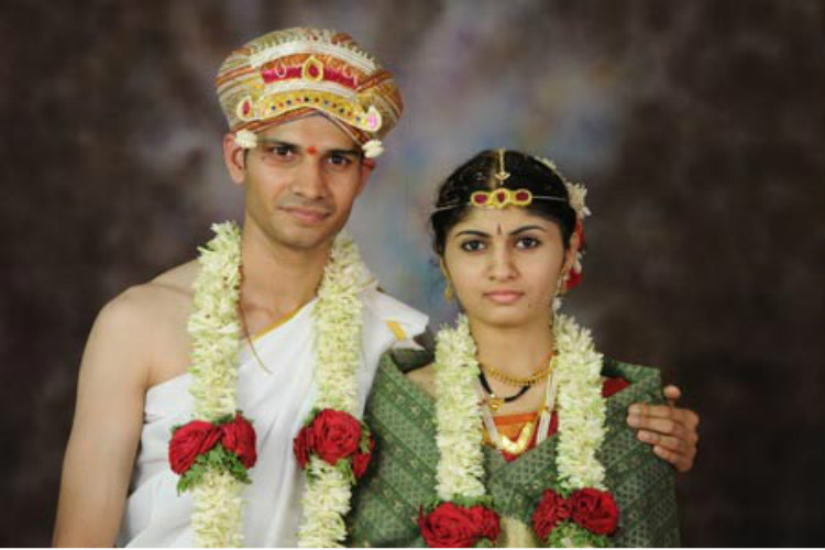 Venugopal Rao and His Wife Headshave