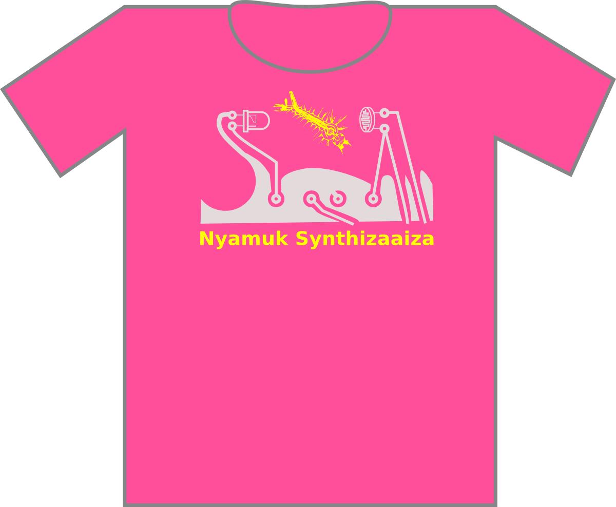 Electronics T Shirt Design