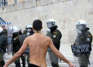 polizia greca