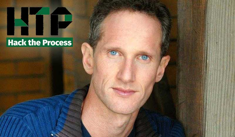 Mindfully Taming Your Puppy Mind with Andrew Nance on Hack the Process Podcast, Episode 8