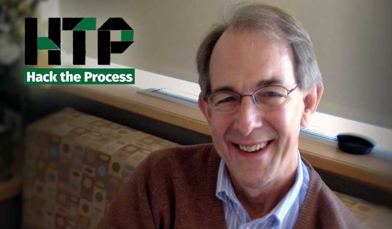 Agile Management for the Unmanageable with Ron Lichty on Hack the Process Podcast, Episode 9
