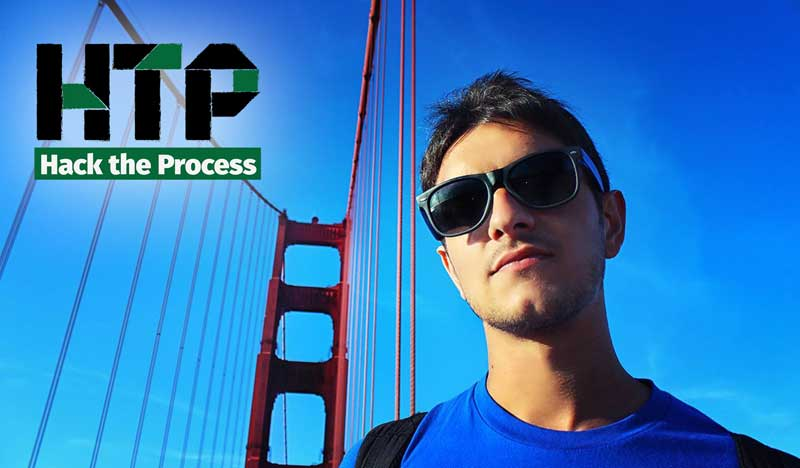 Iterating to Improve Your Workflows with Vinay Patankar on Hack the Process Podcast, Episode 6