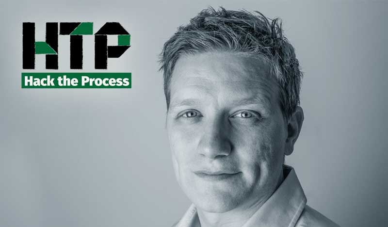 Helping Yourself by Helping Others with Ryan Waggoner on Hack the Process Podcast, Episode 13