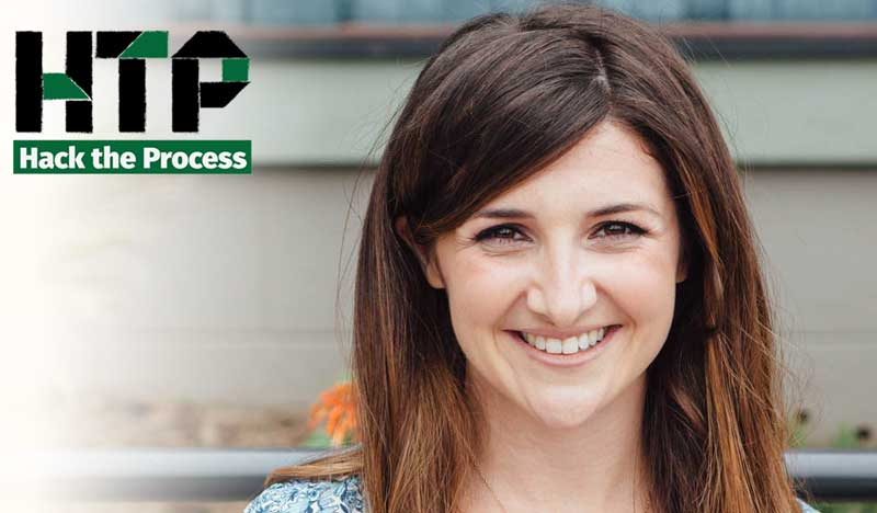 Creating Your Own Quiet Tribe with Jenny Feinberg on Hack the Process Podcast, Episode 17