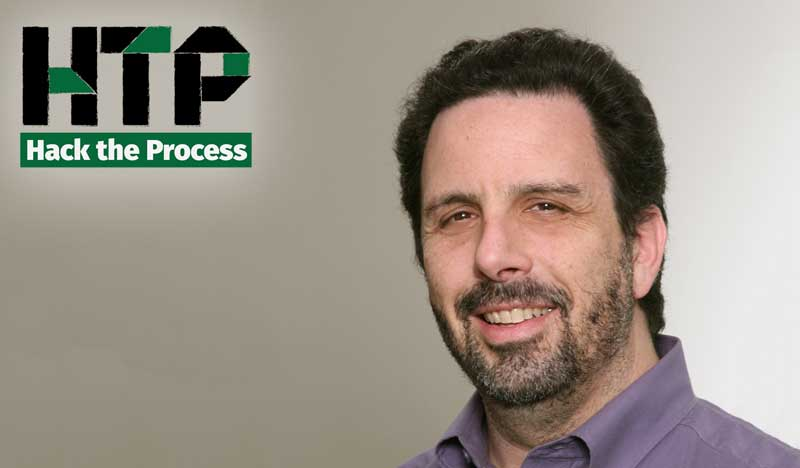 Respecting the Power of Good Product Management with Rich Mironov on Hack the Process Podcast, Episode 23