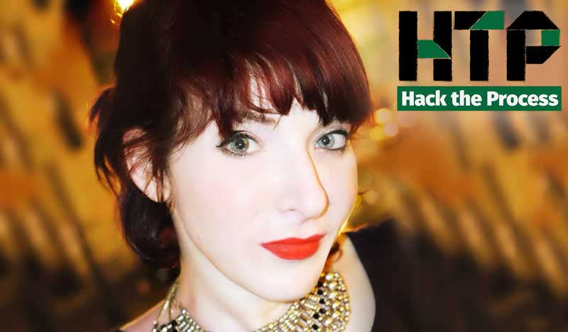 Mentoring Mentors and Small Sharing with Andi Galpern on Hack the Process Podcast, Episode 25