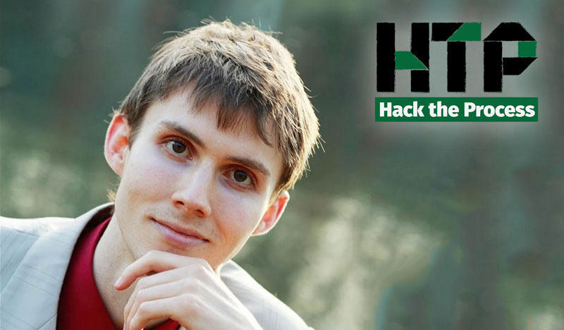 Flipping the Publishing Industry Around with Tom Corson-Knowles on Hack the Process Podcast, Episode 34