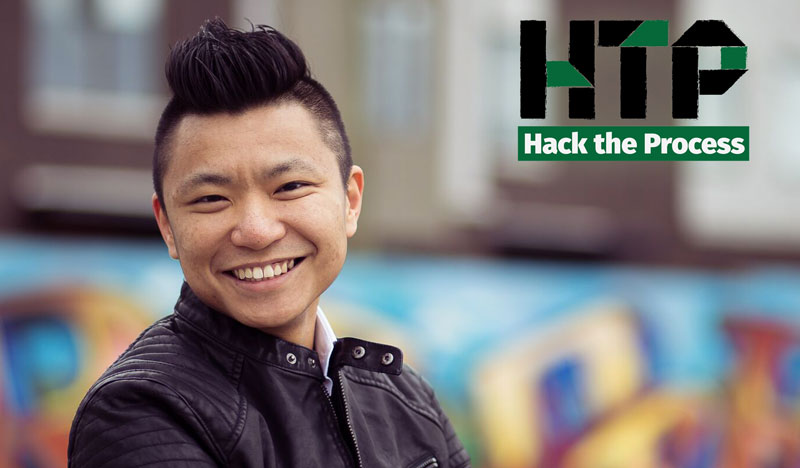 Jay Wong Explains How to Access our Inner Changemaker on Hack the Process Podcast, Episode 45