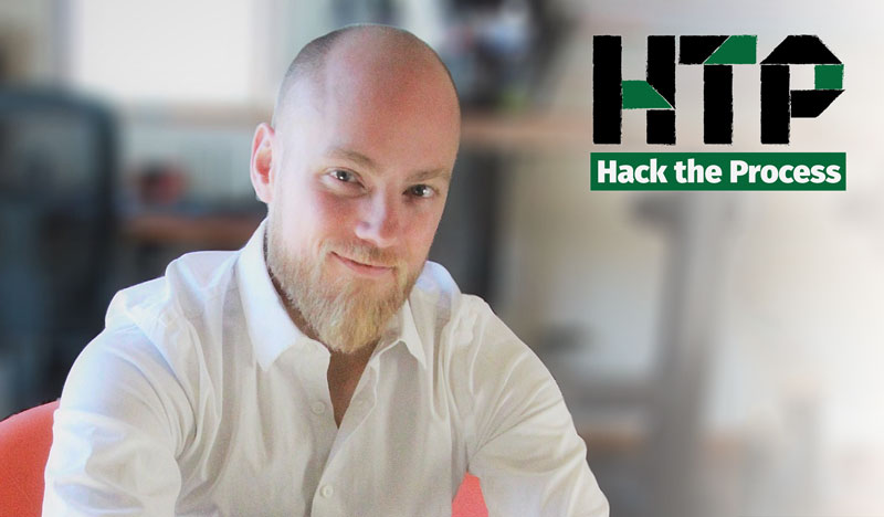 Influencer Marketing and Practical Apprenticeship With Tom Morkes on Hack the Process Podcast, Episode 49