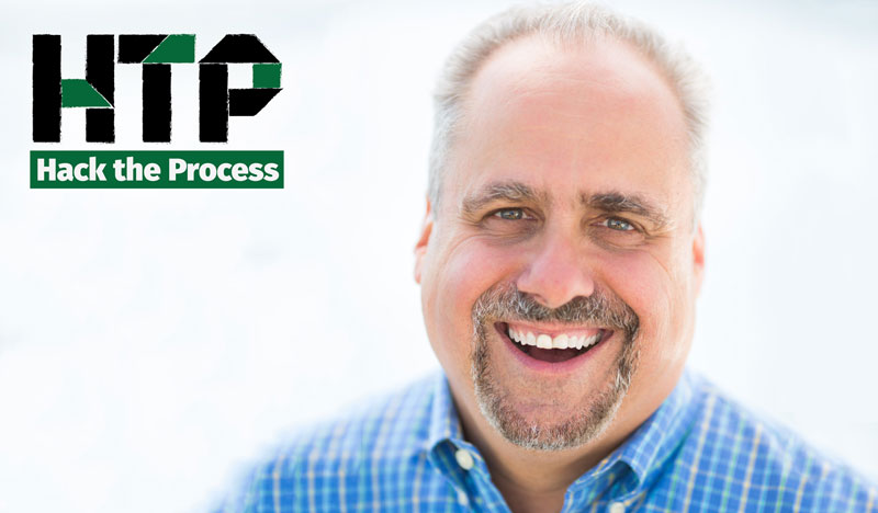 Coaching Leaders and Accepting Coaching with Ron Carucci on Hack the Process Podcast, Episode 57
