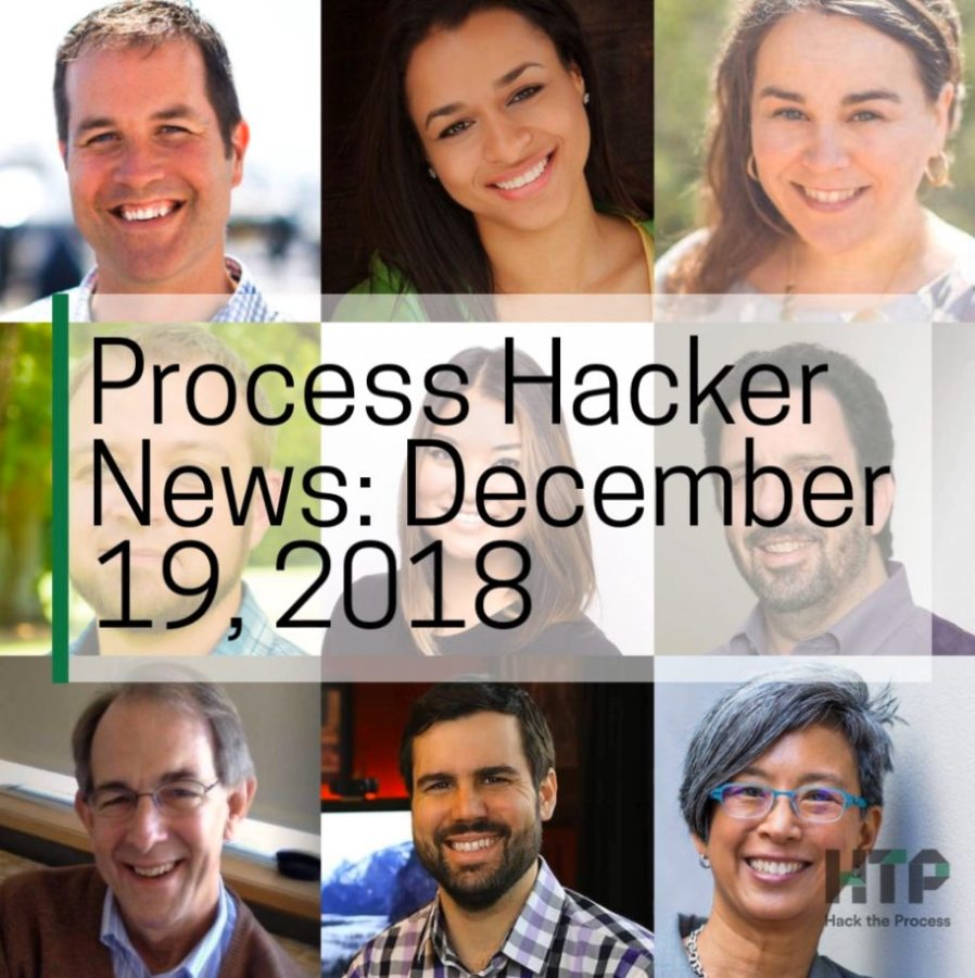 2018-12-19 Process Hacker News – Flawed Narratives, Office Humor, Novel Writing, and More