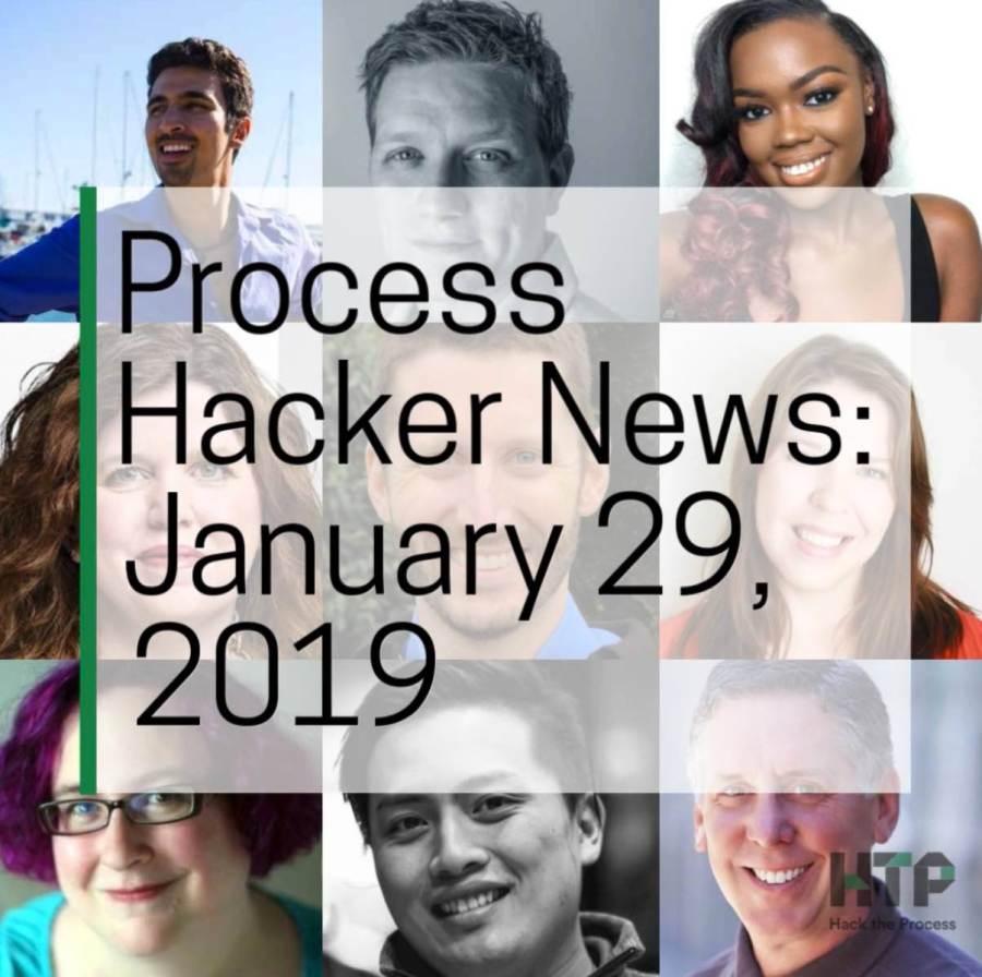 Skipped Habits, Disruptive Thinkers, Saying No, and More in Process Hacker News