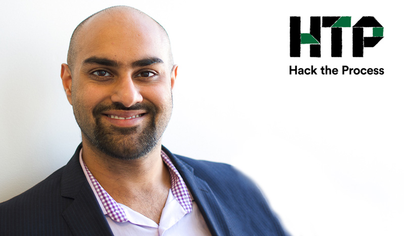 Maneesh Sethi Wants to Help You Change Your Habits on Hack the Process Podcast