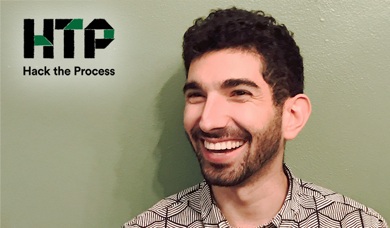 Josh Zloof Wants to Make the World a Better Cup of Instant Coffee on Hack the Process Podcast
