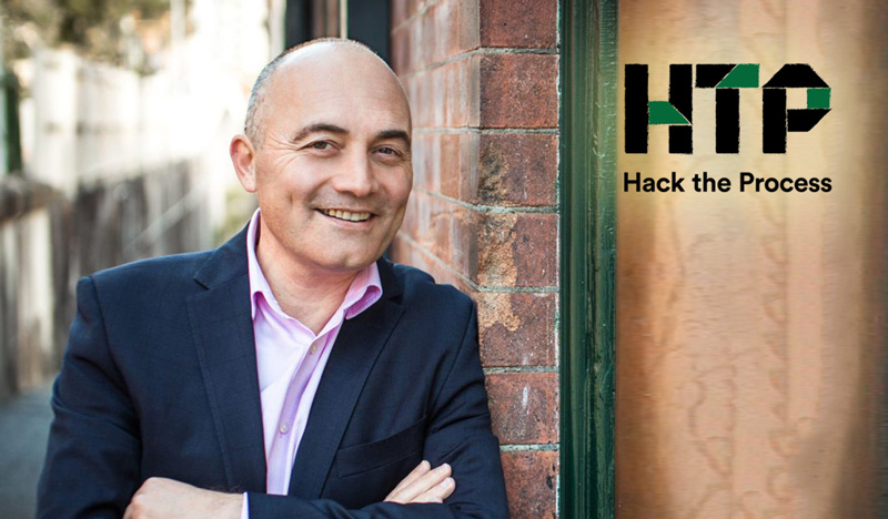 Oscar Trimboli Teaches How to Listen Deeply on Hack the Process Podcast