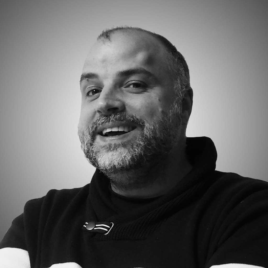 Photographie de Nicolas Tondeur, coach agile