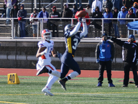 Football 2018: HKHS vs. Bloomfield – Class S Championship Game