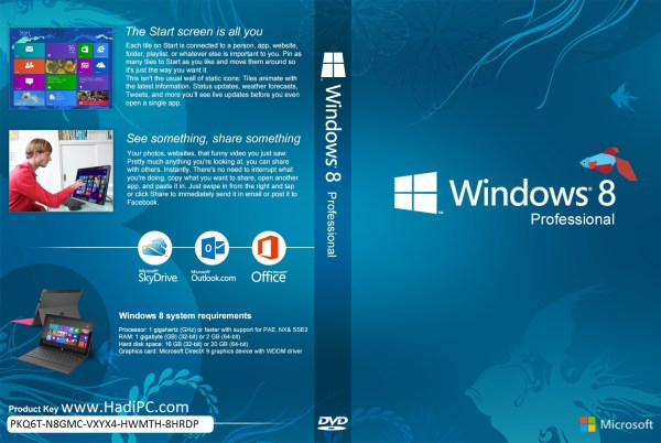 Windows 8.1 Product Key Crack