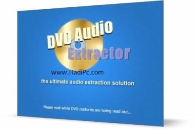 DVD Audio Extractor Crack