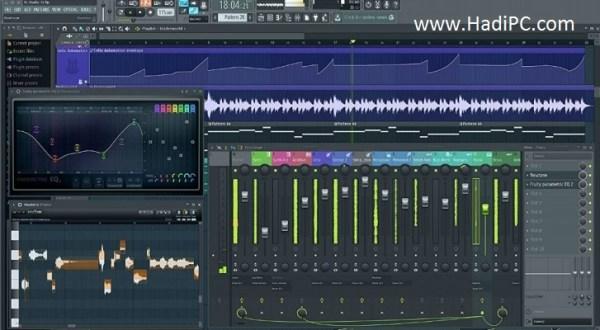 FL Studio 20.6.1.1513 Crack