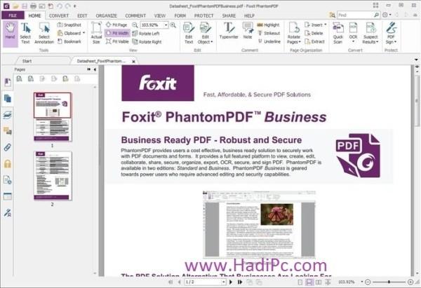 Foxit PhantomPDF Business 9.7 Crack Keygen