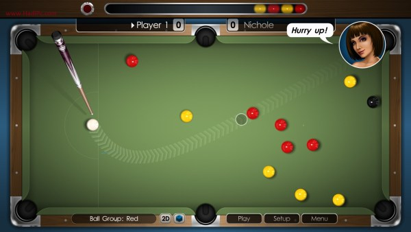 Cue Club 2 Snooker Game For PC