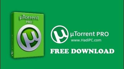UTorrent Pro Crack 3.5.5
