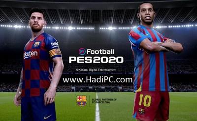 PRO Evolution Soccer 2020 PC Game Crack