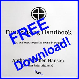Saskatchewan fundraiser handbook by hadlen entertainment