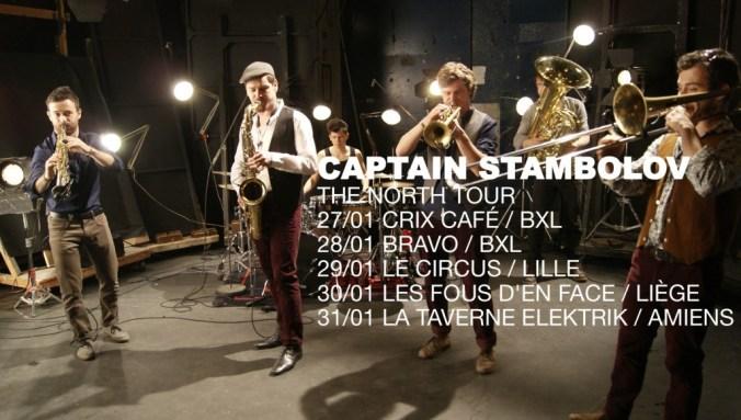 Stambolov North Tour