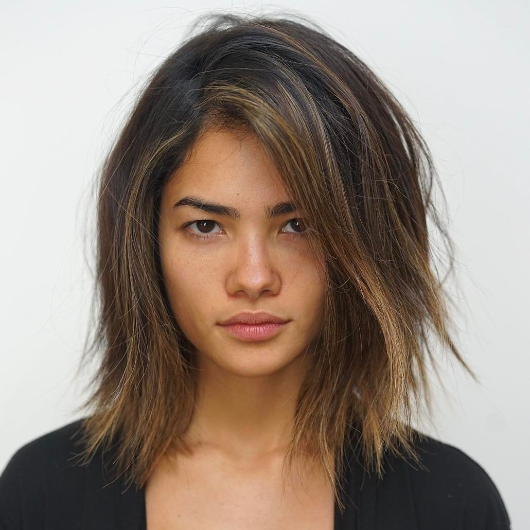 11 Best Medium Length Haircuts for Thick Hair to Try in 11