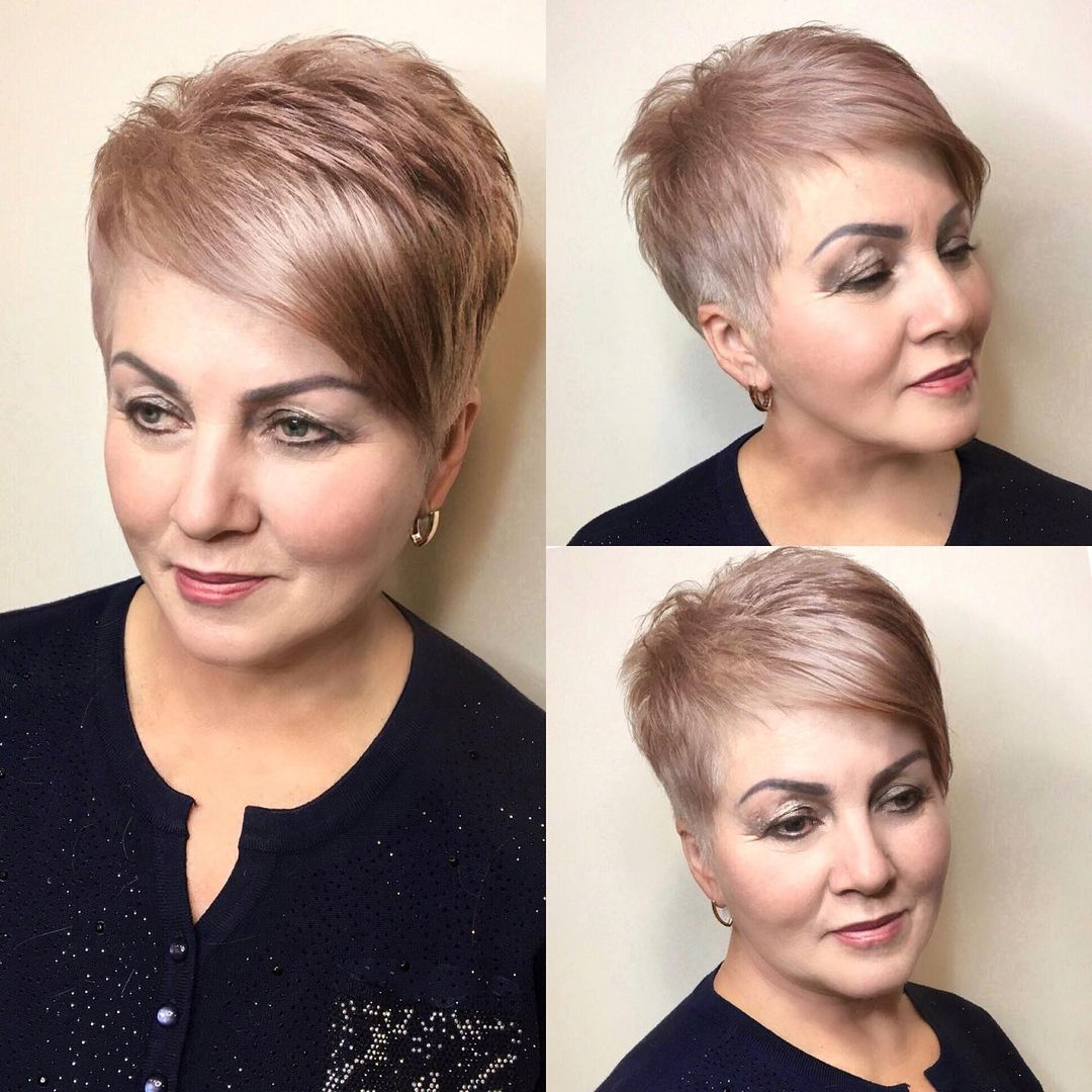 Feathered Pixie for Women Over 50