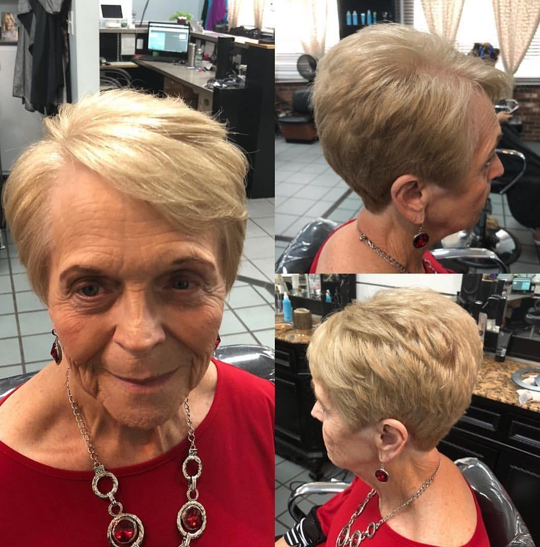 70+ Chic Short Tapered Layered Haircut