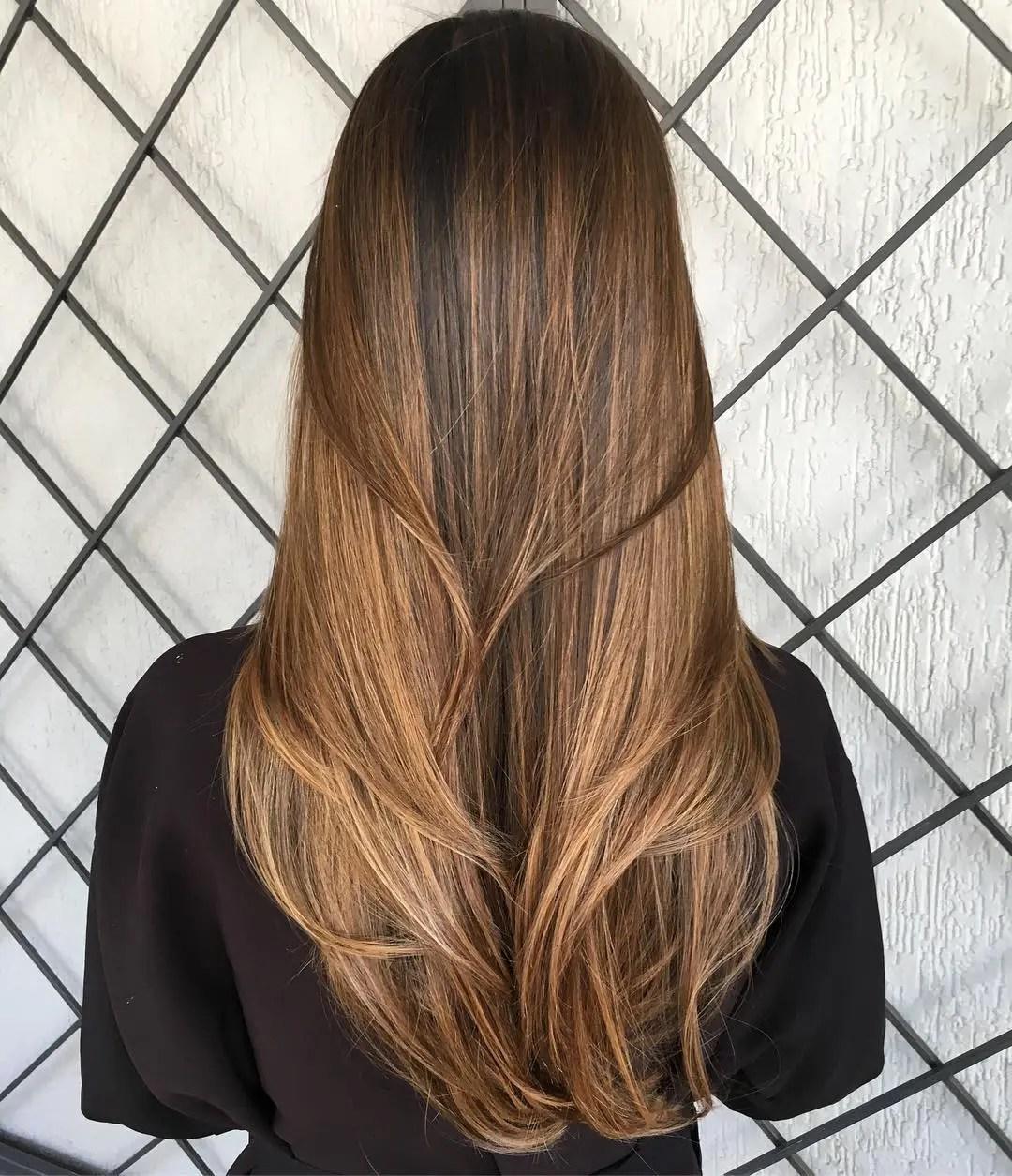 Haircut for Long Straight Hair