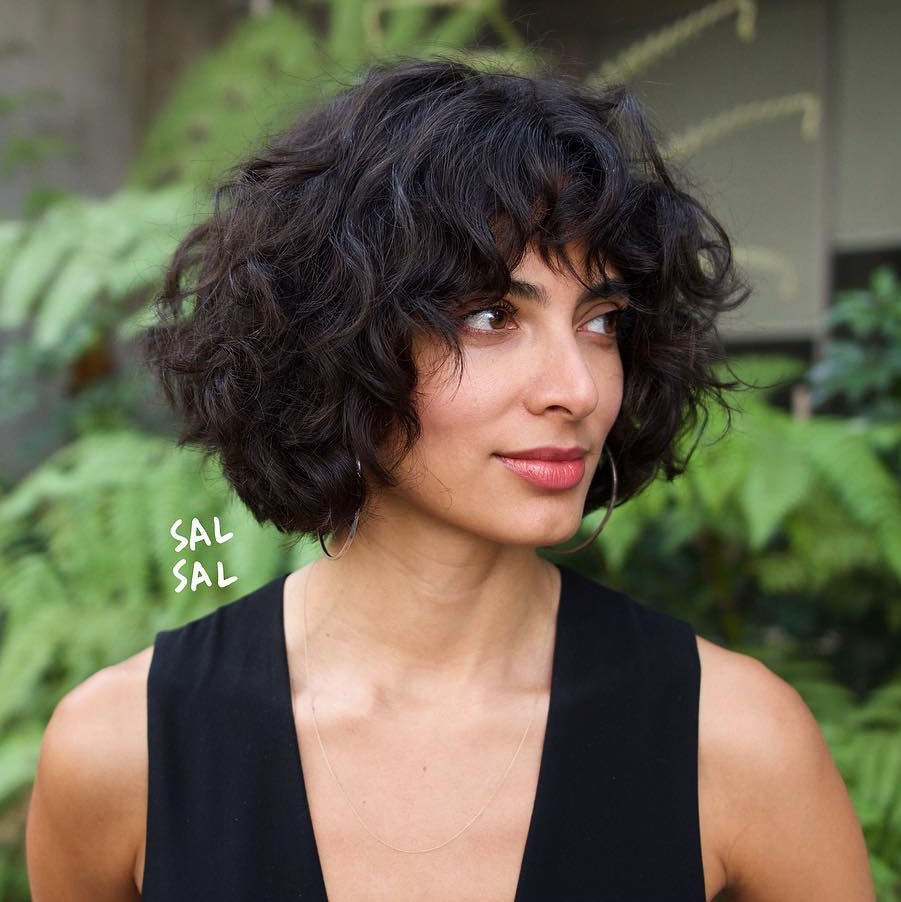 50 Absolutely New Short Wavy Haircuts For 2020 Hair Adviser