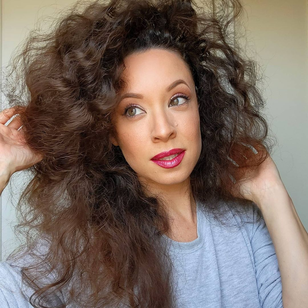 Frizzy Hair Problems