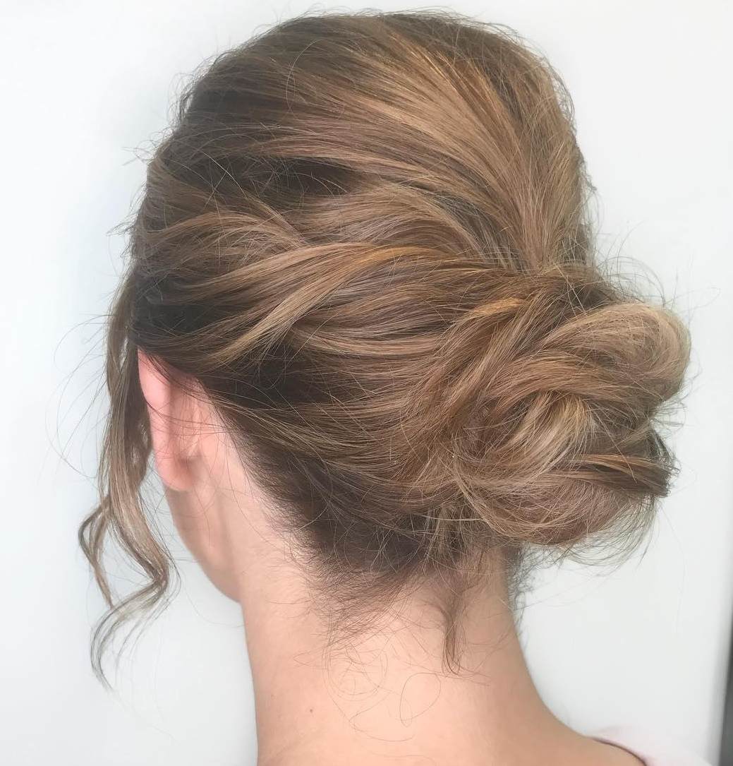 Formal Wedding Chignon