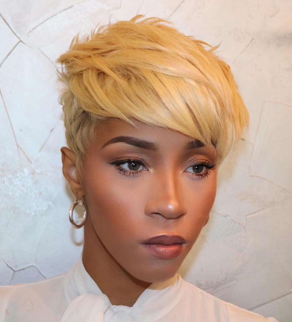 50 Short Hairstyles For Black Women To Steal Everyone S
