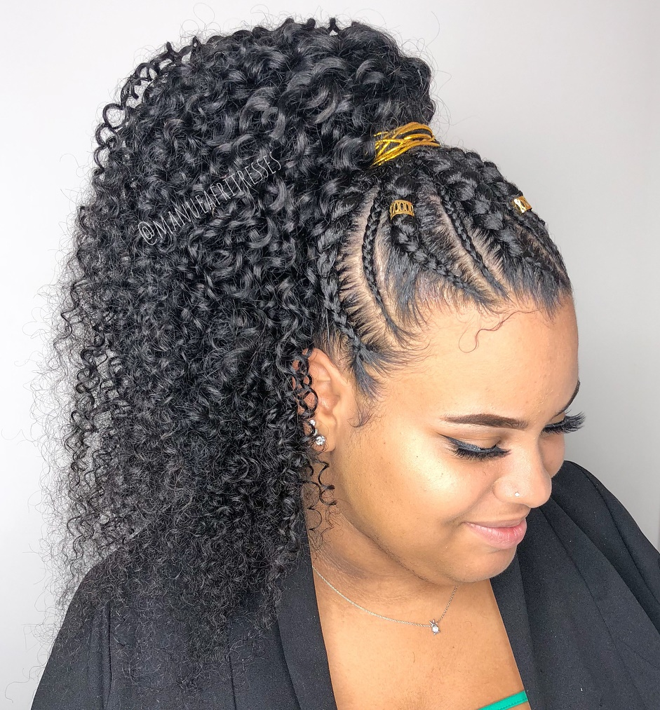 working protective styles
