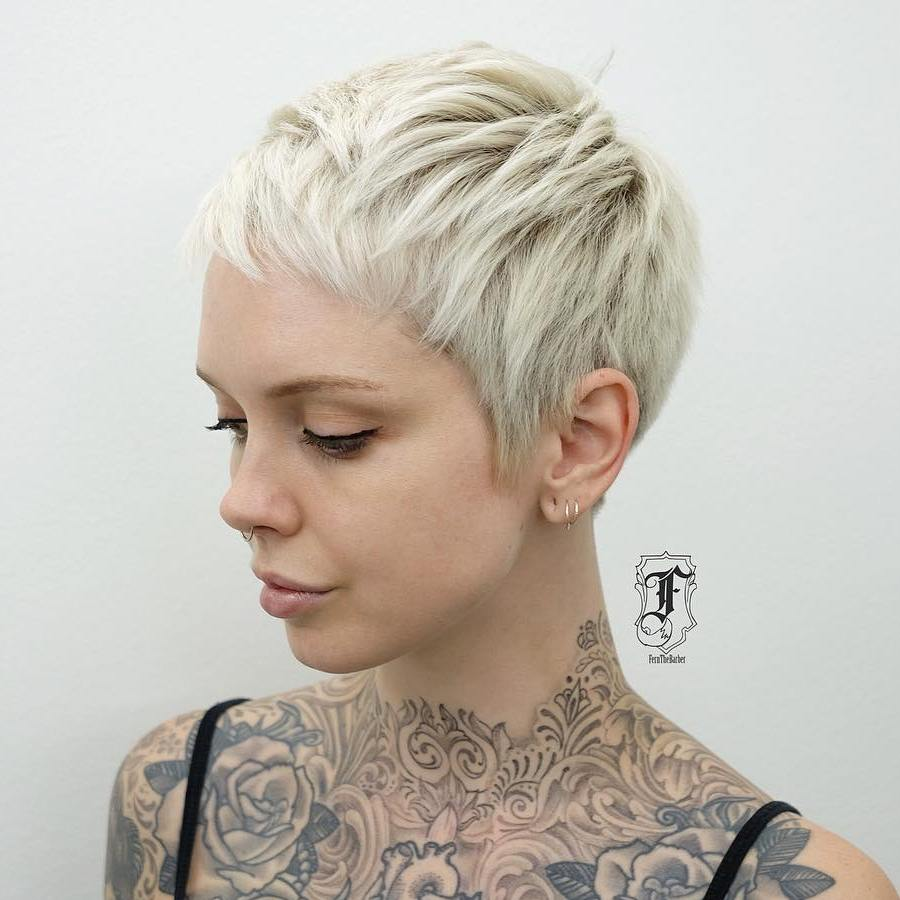 50 Fresh Choppy Pixie Cut Ideas Hair Adviser