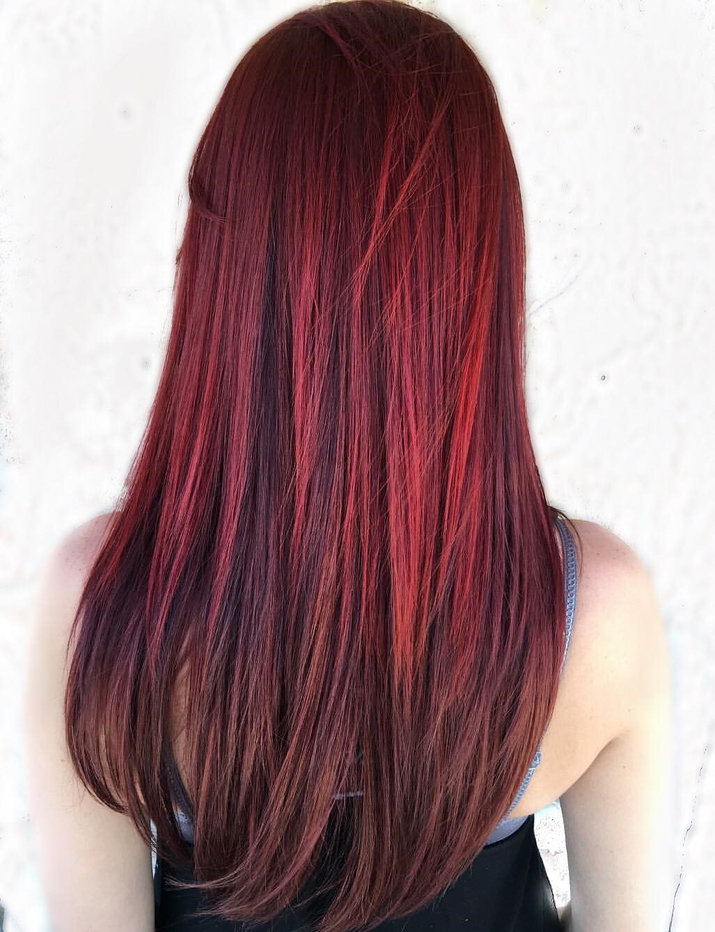 Burgundy and Maroon Highlights
