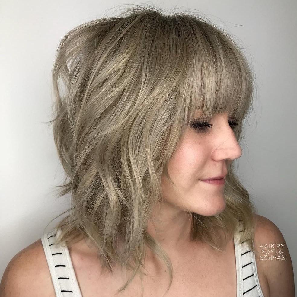 50 Medium Shag Haircuts for All Hair Types , Hair Adviser