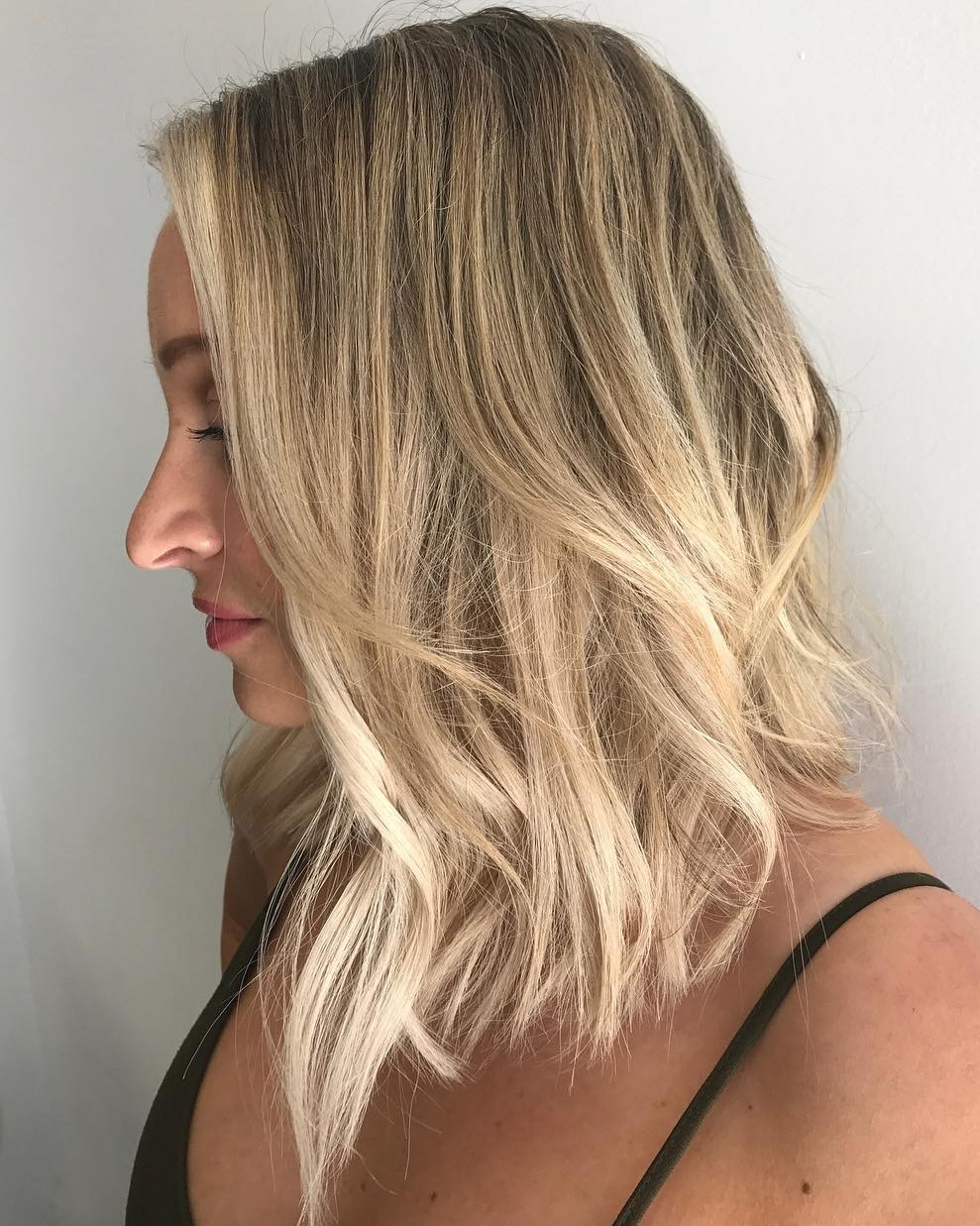 Angled Lob with Waves