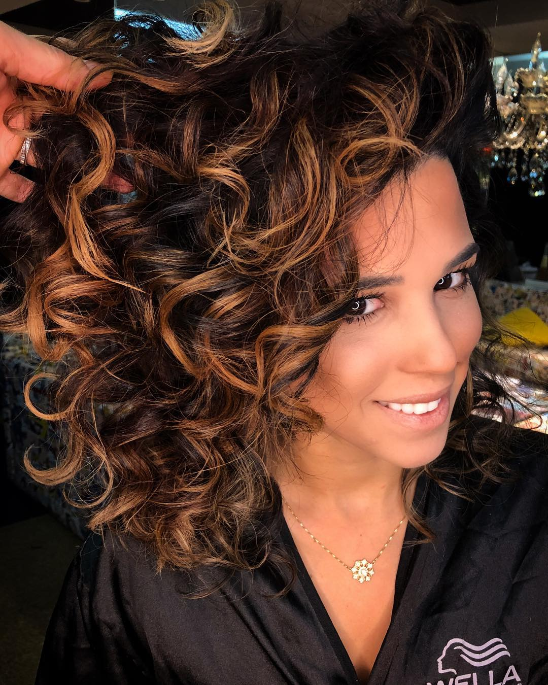 50 Beautiful Hairstyles with Caramel Highlights , Hair Adviser