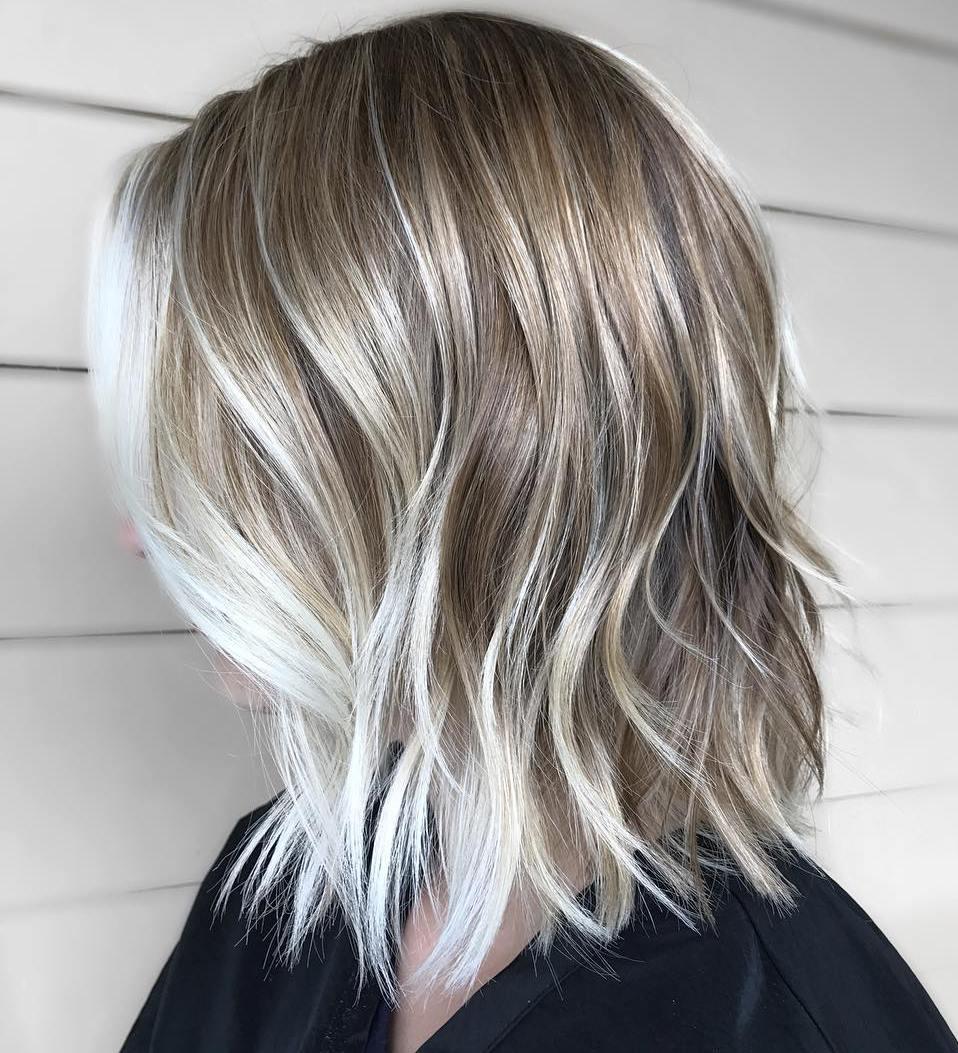 50 No Fail Medium Length Hairstyles For Thin Hair Hair