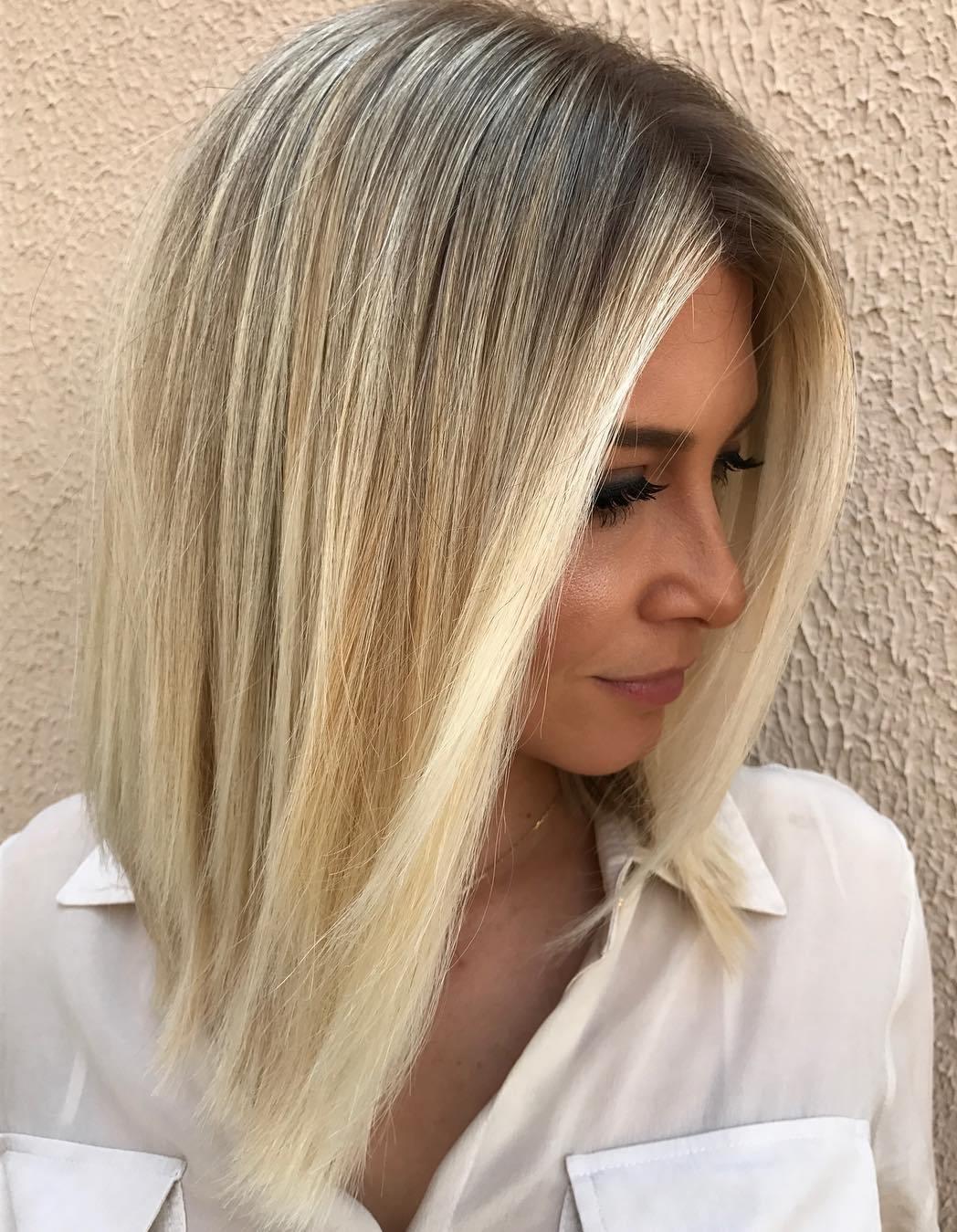 50 Luscious Long Bob Hairstyles , Hair Adviser