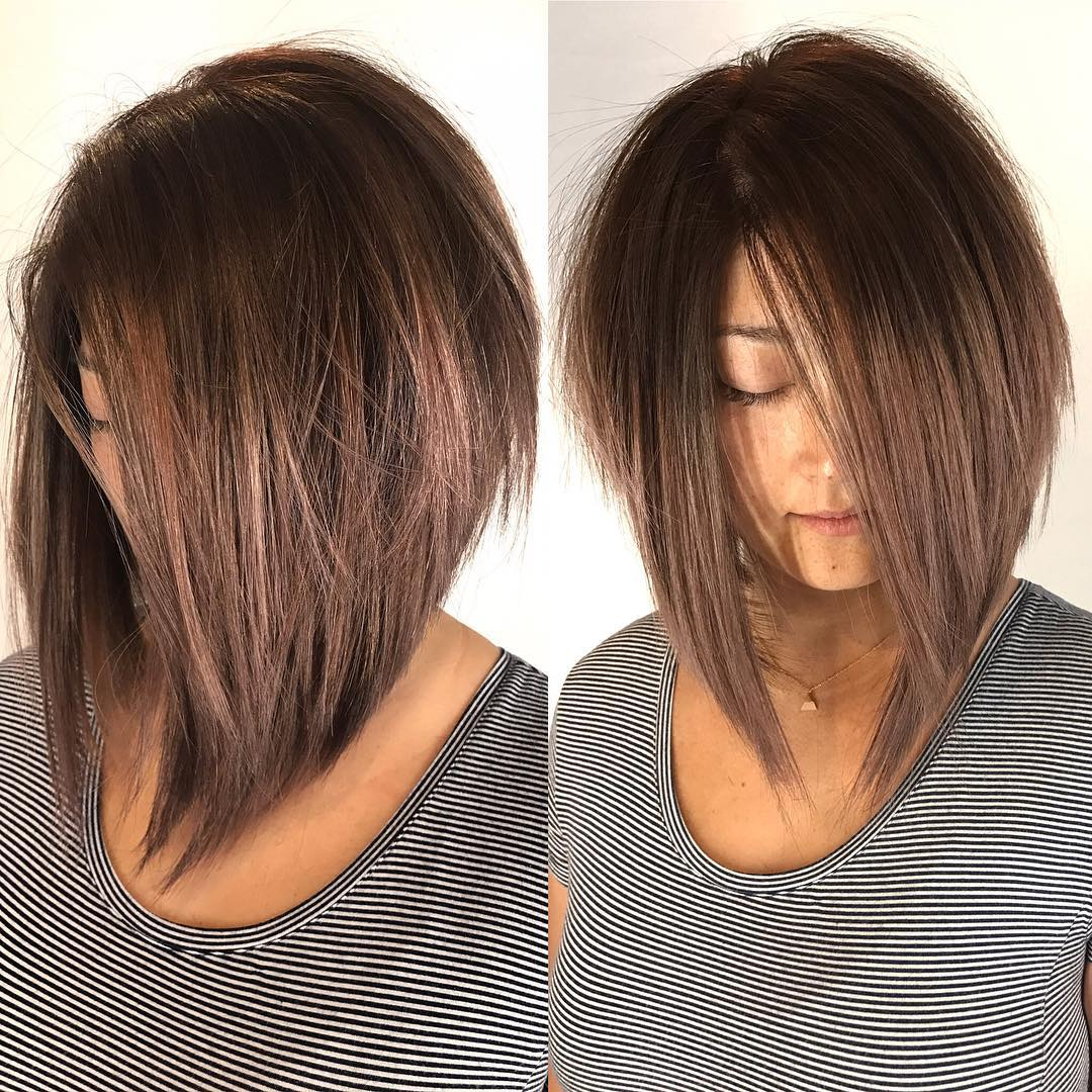50 Hottest and Trendiest Messy Bobs Worth Trying in 2019