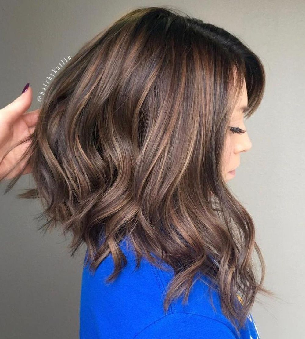 Voluminous Long Bob